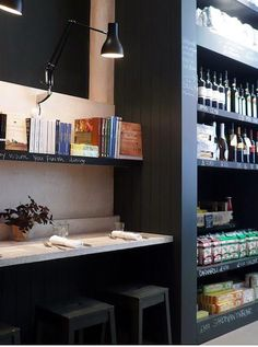 Restaurant Visit: Machiavelli in London : Remodelista