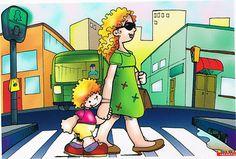 Todopreescolar: Educación vial