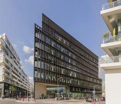 Gallery of Boulogne-Billancourt Office / Studioninedots + Ateliers 115 - 5