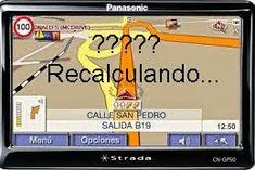 """DEVOCIONAL DIARIO: """"¿SE ATREVE A RECALCULAR?"""" Visite mi blog: http://reflexionesparavos.blogspot.com/2013/10/recalculando.html?spref=tw #gps #reflexionesparavos"""