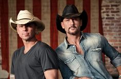 A Private Meeting with Kenny Chesney  Tim McGraw on August 3, Including four concert tickets to a fully-catered luxury box suite at the Mercedes-Benz Superdome and autographed guitar.