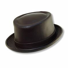 I want these! Stitch Leather Pork Pie Hat (HPPHAT) #hat Pork Pie Hat, Stylish Hats, Stitching Leather, Caps Hats, Gentleman, Mens Fashion, Shopping, Moda Masculina, Man Fashion