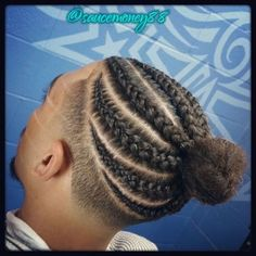 Braided Hairstyles For Black Man