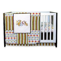 Trend Lab® Dr. Seuss™ ABC Crib Bedding Collection