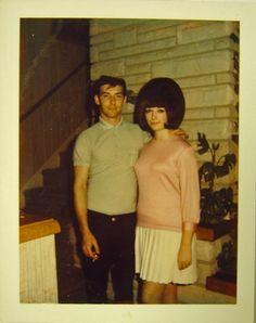 1960's - real life big hair