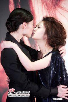 梁洛施 Isabella Leong & Barbara Hsu