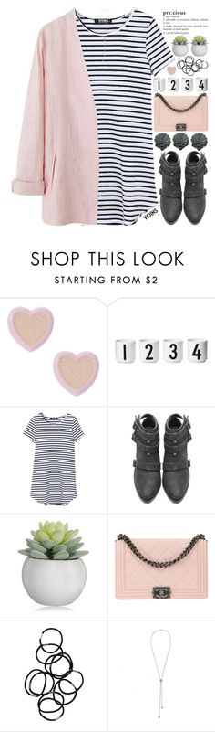 """goal for 2017: positivity and productivity"" by exco ❤ liked on Polyvore featuring Design Letters, Chanel, Monki, kitchen, clean, organized, yoins, yoinscollection and loveyoins"