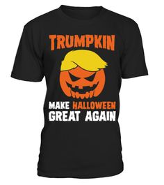 # Haloween Trumpkin Make Halloween Great Again .  Our printing technology lasts as long as the product itself. We have develop special color preparation methods that make the print look better then usual.100% cottonseduce, fun, comic, Halloween, vacation, animal, beach, pickup, line, humour, joy, female, hero, sea, summer, sun, great, again, Zombie, life, force, ripper, casanova