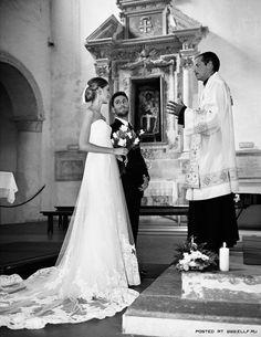 Experience an Italian wedding... (18 photos)