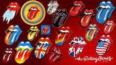 The Rolling Stones - Logos by felipemuve on deviantART