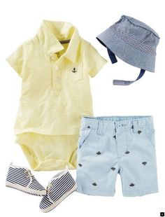 Baby Boy from OshKosh B'gosh. Shop clothing & accessories - Baby Boy Shoes - Ideas of Baby Boy Shoes - Baby Boy from OshKosh B'gosh. Shop clothing & accessories from a trusted name in kids toddlers and baby clothes. Boys Summer Outfits, Toddler Girl Outfits, Girl Toddler, Baby Outfits, Toddler Dress, Baby Dress, Newborn Outfits, Swag Outfits, Stylish Outfits