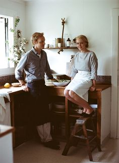 Kinfolk Editors On: The Intimate Dinner Party | Tory Daily