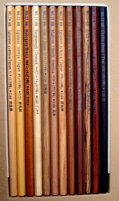 for the writer - wooden pencils