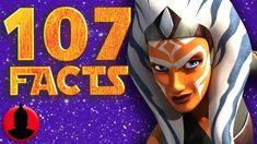 107 Star Wars Rebels Facts!  - Star Wars Week (ToonedUp #214) | ChannelF...