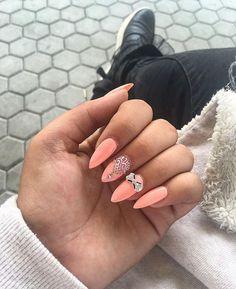 #stilettonails #nailsart #love ❤️❤️