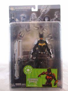 "DC Direct Elseworlds series 3 BATGIRL 6"" Action Figure 2008 #DCDirect"