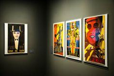 #Fotografia e #cinema in una mostra d'eccezione a #Londra: la galleria #GRAD ripercorre l'epoca delle locandine russe dei film muti
