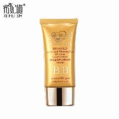 [ 50% OFF ] Beauty Care Women Bb Cream Concealer 80Ml Isolation Makeup Moisturizing Chinese Organic Ingredients Bio-Gold Creams J000