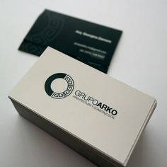 grupo arko business card | © all rights reserved