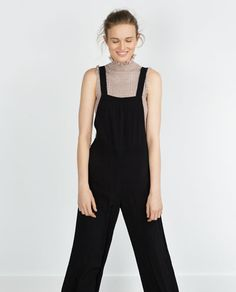 Image 1 of FLOWING JUMPSUIT from Zara