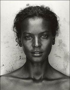 Supermodel, actress, activist  The Beautiful Liya Kebede