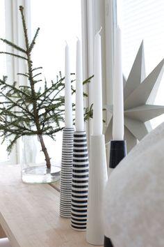 ideas-para-decoracion-de-navidad-blanco-y-negro (17)   Curso de organizacion de hogar aprenda a ser organizado en poco tiempo