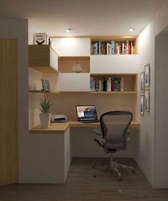 Home Decor Living Room home office nook.Home Decor Living Room home office nook Small Home Offices, Home Office Space, Home Office Desks, Desk Space, Kitchen Office Nook, Desk Nook, Modern Home Offices, Home Office Table, Small Space Office