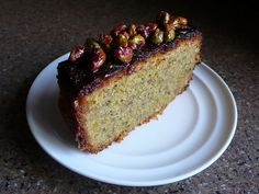 Desserts. I had a fabulous pistachio cake in Dubai last week and have been wanting a recipe since. That one had a hint of cardamom and a cream cheese icing... could be a nice addition to this recipe.