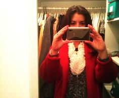 Cranberry Chic - Black & Red - Martes 11 de junio 2013.