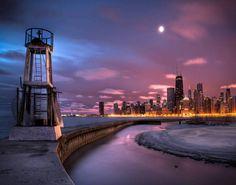 Sunrise - Chicago Pictures