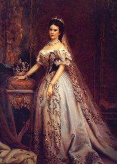 "Empress Elisabeth ""Sissi"" of Austria, Queen of Hungary"