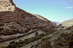 Echo Canyon Utah.