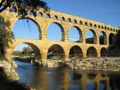 Les grands monuments Gallo-romain