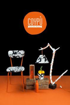 COYPÙ's Orange set >> Styling: Elsa Cresti / Photographer: Camilla Catrambone (http://www.behance.net/lacatra)