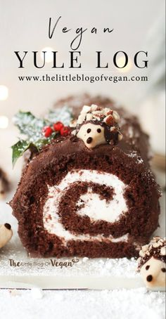 Vegan Christmas, Christmas Cooking, Christmas Treats, Cupcakes, Cupcake Cakes, Vegan Treats, Vegan Foods, Holiday Desserts, Holiday Recipes