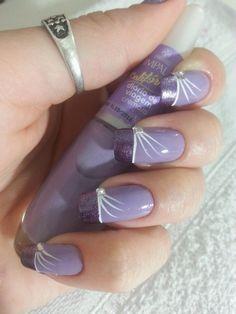 inspired nail art