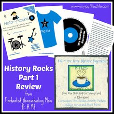 History Rocks Part 1 {a review} - My Joy-Filled Life