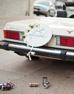 Wedding Channel Galleries: Mercedes Get-A-Way Car