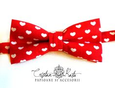 Valentine's day  bow tie 2 by CristianRatiuBows on Etsy