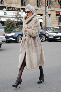 Catherine Baba...so chic. she may not be a beauty product but shes damn fabulous