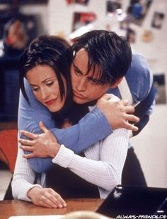 Friends - Monica & Joey