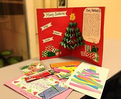 It's not to soon to send Christmas cards to your sponsored child!!! :) Be sure to add fun things for your child to enjoy, but overall remember sharing Gods love!!! :)