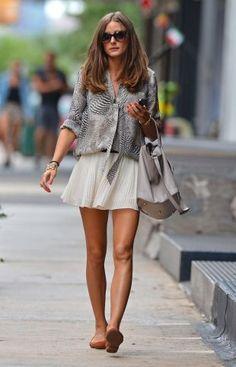 Look chic de Olivia Palermo