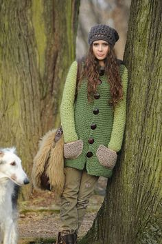 Crochet Sweater, Jacket, Cardigan...