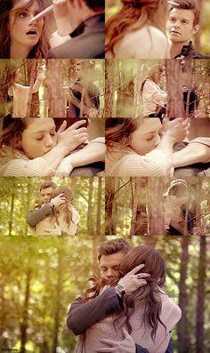 The Originals | The Vampire Diaries | Hayley & Elijah