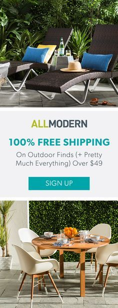 Outdoors - Sign up now for FREE SHIPPING on orders over $49 at http://allmodern.com!