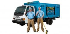 Ready to get rid of that unwanted clutter and junk? Then it's time to call in The Stand Up Guys!