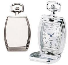 Colibri Pocket Watch Mens Unique Design PWQ096805 >>> Click image for more details.