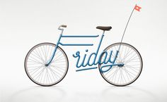 Write a Bike on Behance