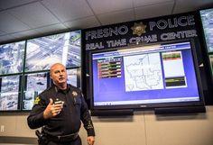 Some local police departments scan social media, send drones aloft and monitor surveillance cameras.